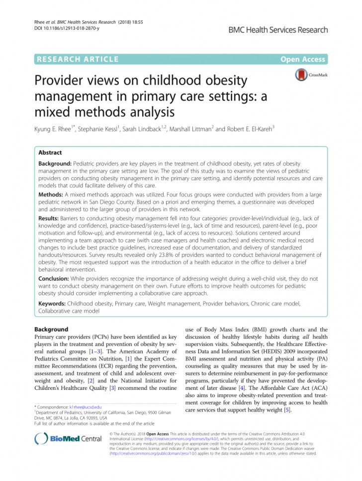 013 Largepreview Primary Research Article On Childhood Obesity Imposing 728