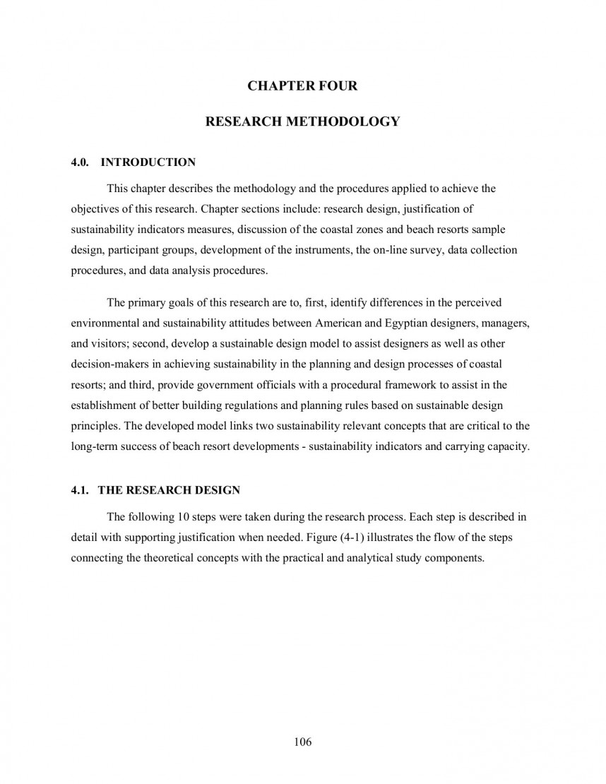 013 Methodology Sample For Research Impressive Paper Page Writing Example Of Section Pdf