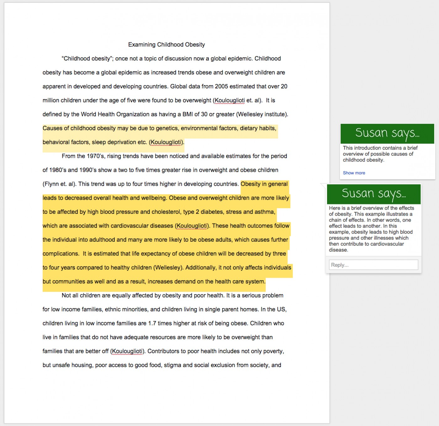 013 Obesity Essay Help Research Paper Childhood Amazing Thesis Statement 1400