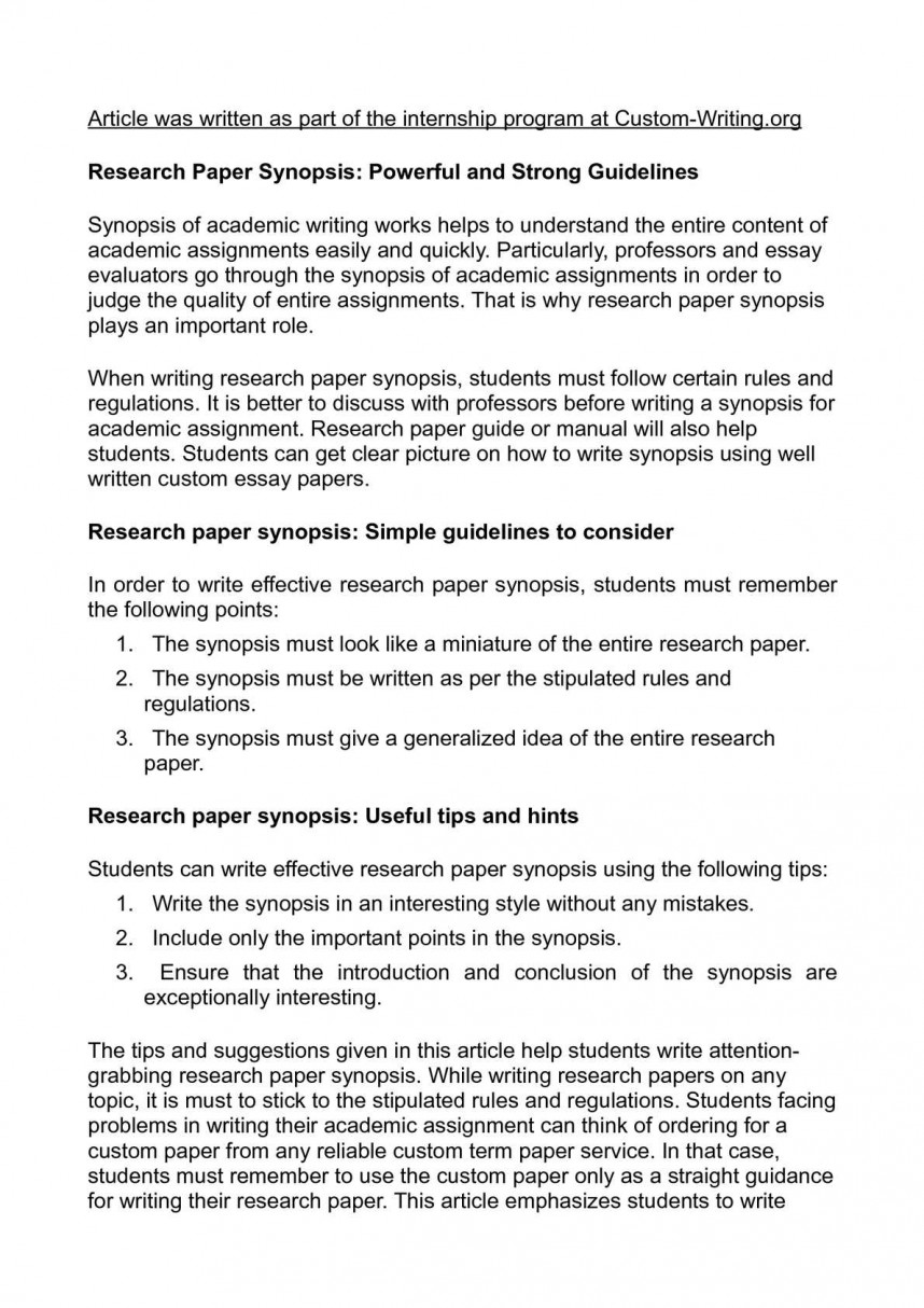 013 P1 Research Paper Tips Wonderful Writing For A Pdf Long Papers History