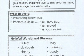 013 Research Paper Example Of Conclusion In About Bullying Unforgettable
