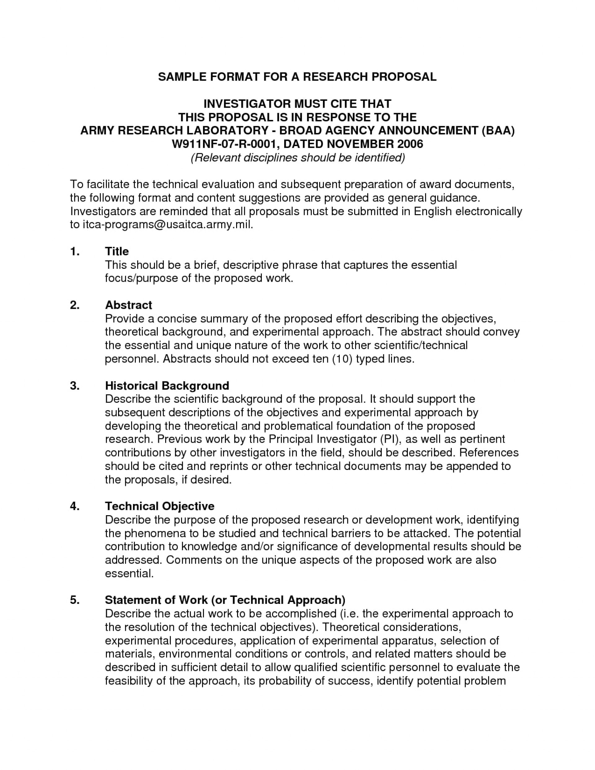 022 Write Research Proposal Step Example Of History ~ Museumlegs