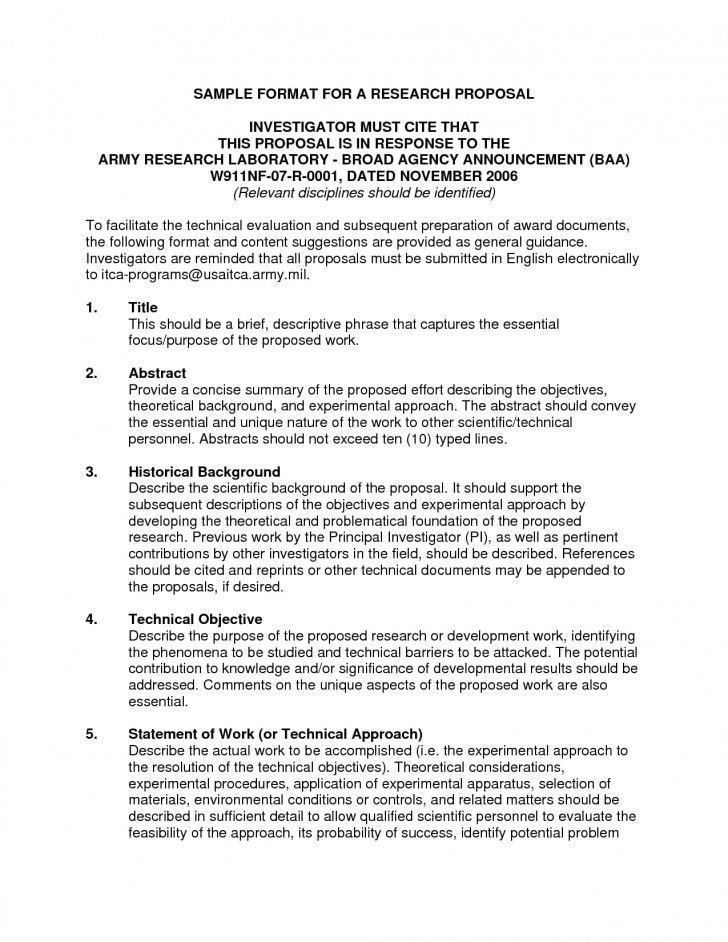 013 Research Paper Example Of History Proposal 6781019586 Action Sample Unbelievable A 728