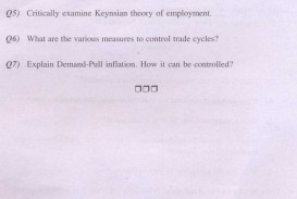 013 Research Paper International Economics Topics Mba 1st Year Managerial Solved Question Striking