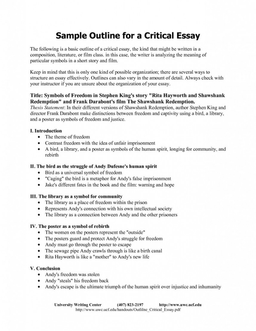 research paper literary outline example fabulous examples of    research paper literary outline example fabulous examples of  critical response essays to literature essay thesis