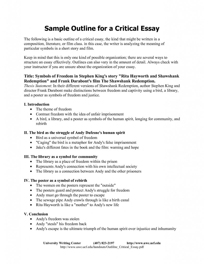 literary essay thesis examples thesis statement tutorial write a  research paper literary outline example fabulous examples of research paper  literary outline example fabulous examples of