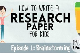 013 Research Paper Maxresdefault Steps Frightening Writing 12 Ten For Papers To A 10 Page