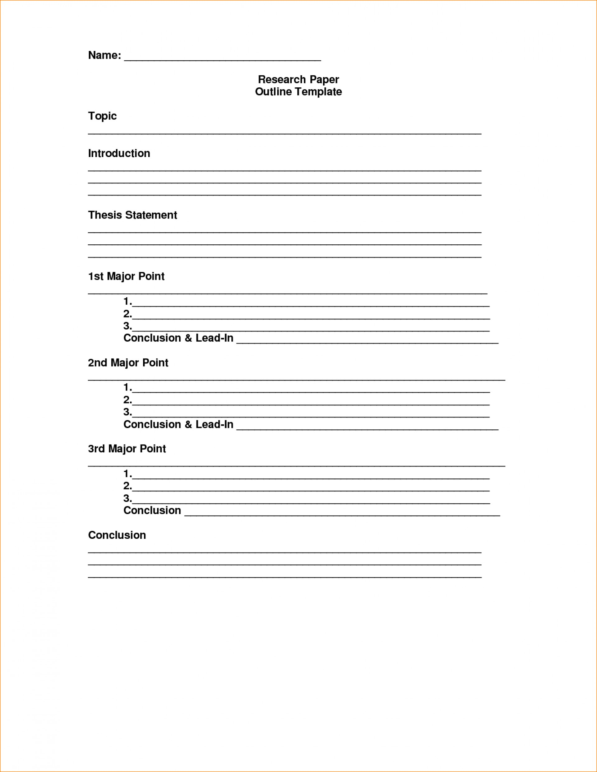 013 Research Paper Outline Template Note Cards Examples For Unique A Example Card Format 1920