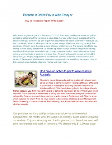 013 Research Paper Page 1 Pay For Stupendous Papers Gap Performance Why Do You Have To 360