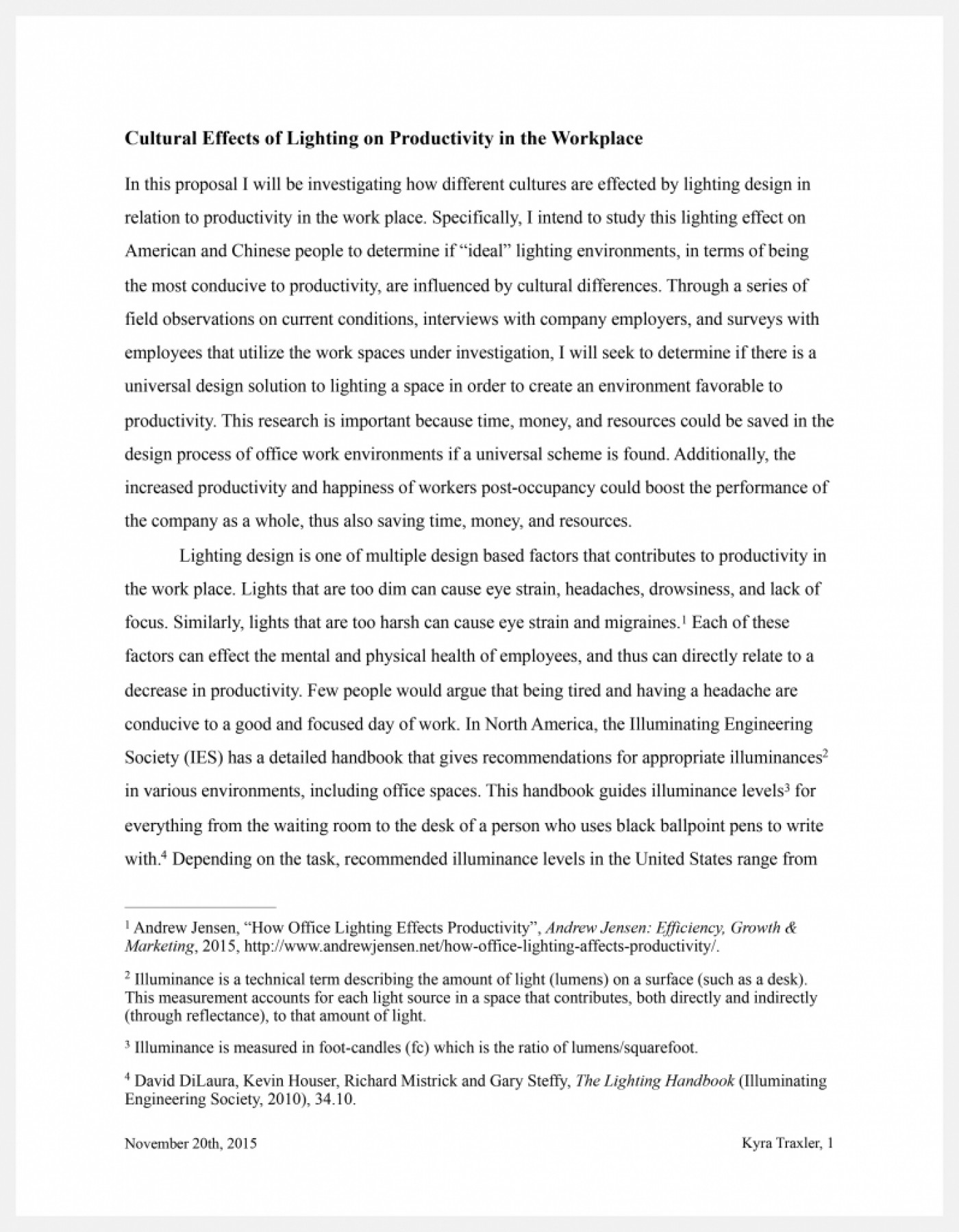 013 Research Paper Page 797x1024 Proposal For Fascinating Slideshare Writing A How To Write 1400