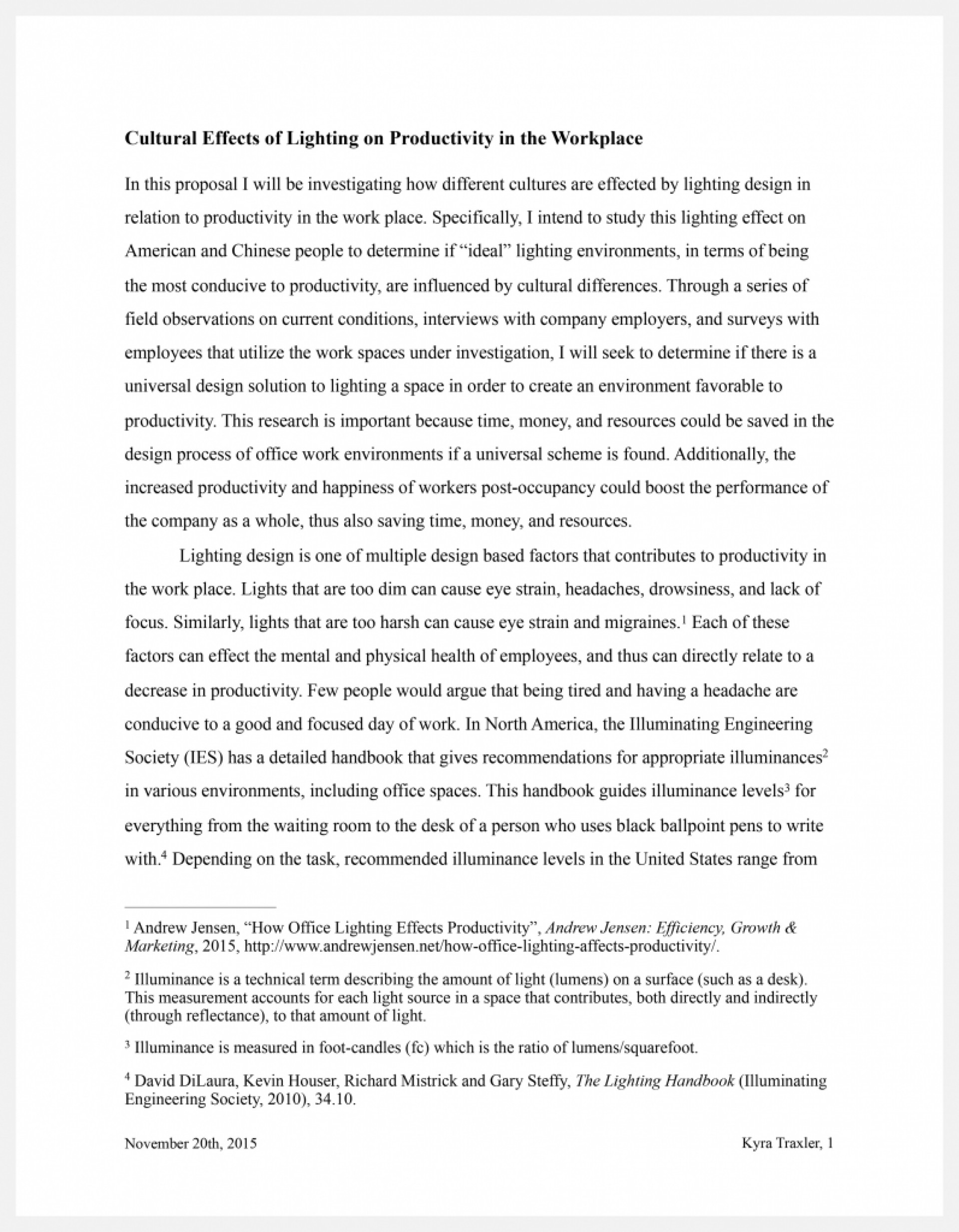013 Research Paper Page 797x1024 Proposal For Fascinating Slideshare Writing A How To Write 1920