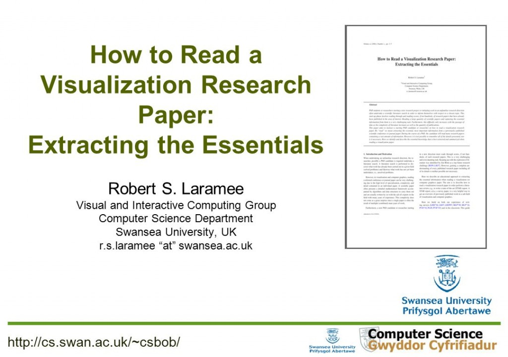 013 Slide 1 How To Read Researchs Computer Science Stupendous Research Papers Large