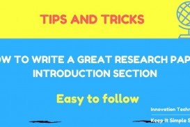 013 Tips For Researchs Maxresdefault Wondrous Research Papers Good Effective Writing