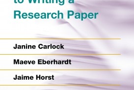 013 Writing The Research Paper Phenomenal Papers A Complete Guide 15th Edition Pdf Abstract Ppt Biomedical 320