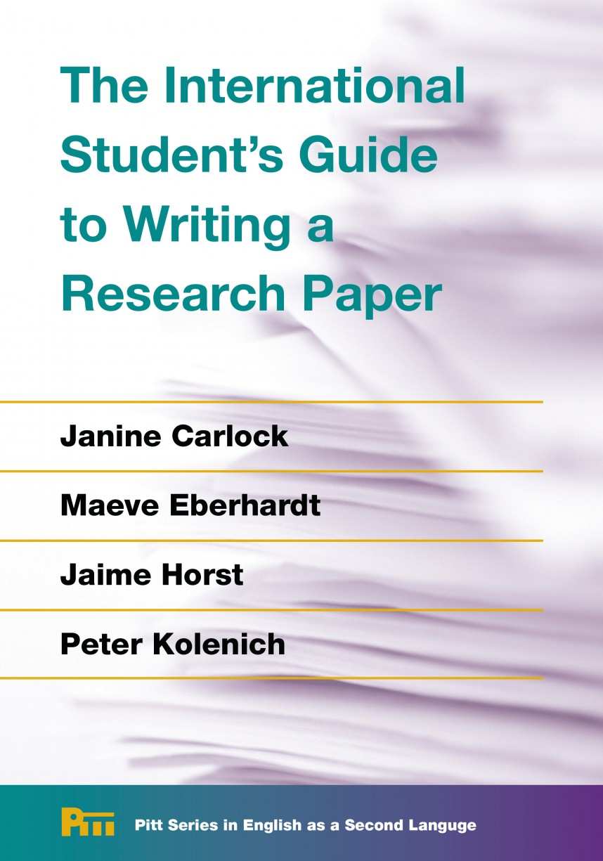 013 Writing The Research Paper Phenomenal A Handbook Pdf Papers Complete Guide Medical Ppt 868