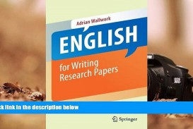013 X1080 Jtf English For Writing Researchs Adrian Wallwork Pdf Marvelous Research Papers 2011