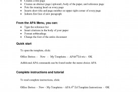 014 Apa Style Research Paper Format Pdf Archaicawful Sample