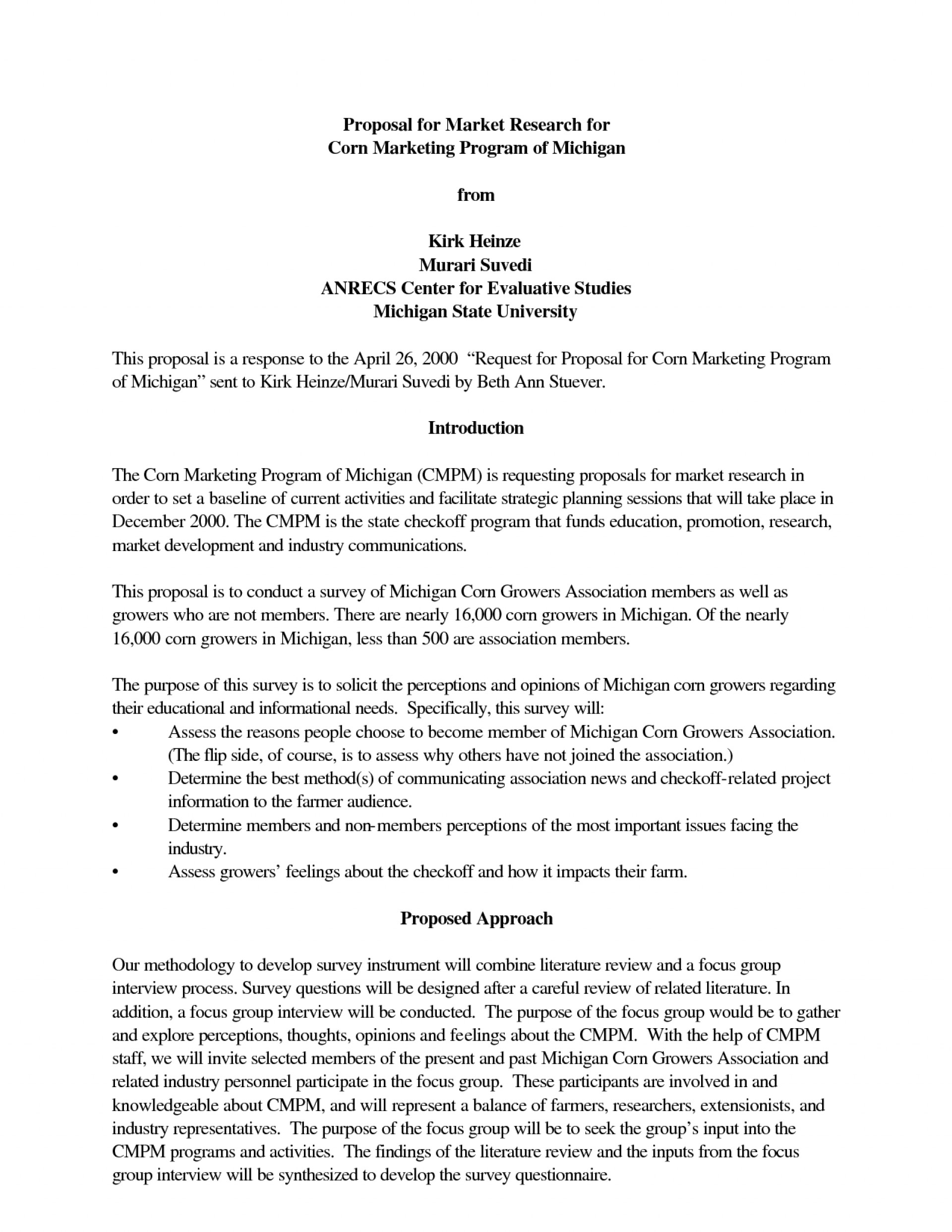 014 Business Marketing Proposal Samplemarketing Research Example 5fb7jaoh Paper How To Write An Introduction For Sensational A Psychology 1920