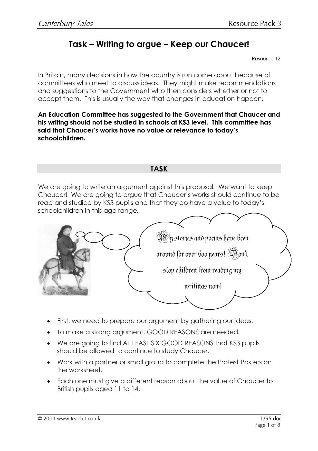 014 Canterbury Tales Essay Topics Best Images20ologue Questions20 Questions For Research Remarkable Paper Defense Good Papers Examples Full