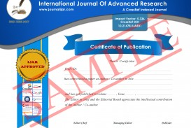 014 Certificate Sample Research Paper How To Publish In Computer Fearsome A Science