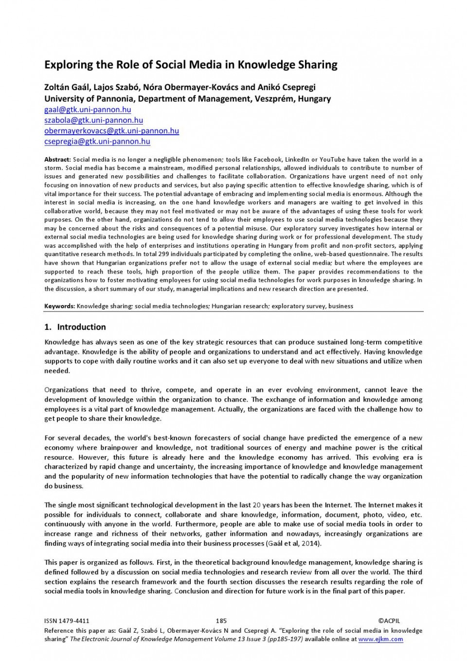 014 Conclusion For Research Paper About Social Media Page 1 Awful 960