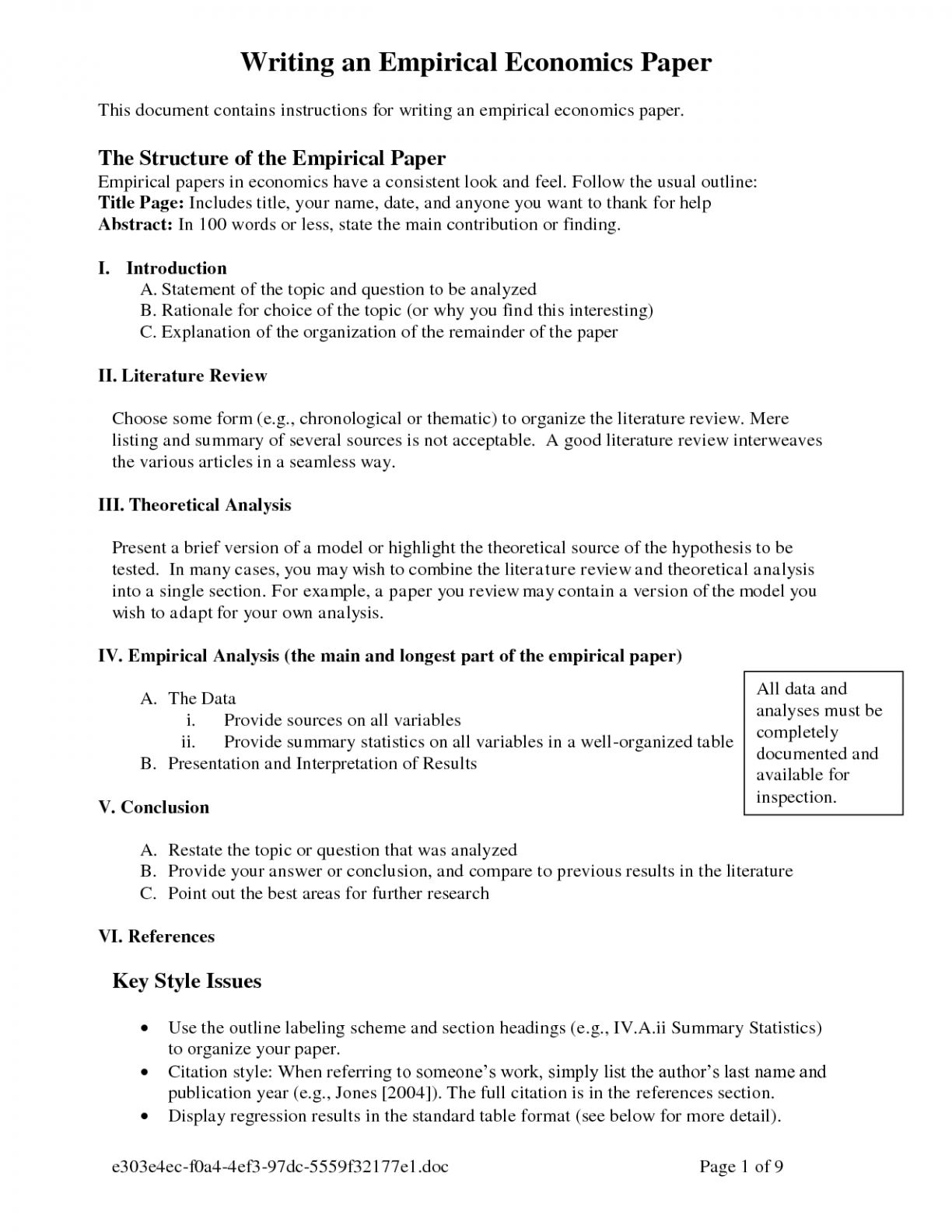 014 Dissertation Apa Style Example Essays Research Proposal Methods Section Custom For Lovely X How To Format Excellent A Paper Formatting An Full