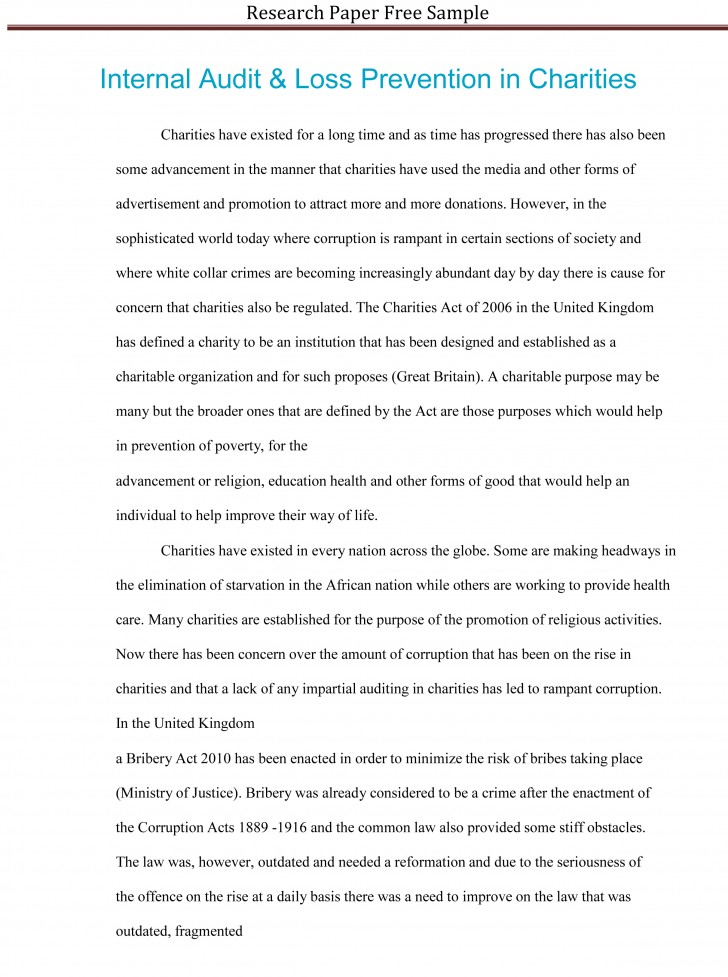 014 Example Of Introduction In Research Paper Help Writing Paragraph Unique Imrad Format About Smoking Cyberbullying 728