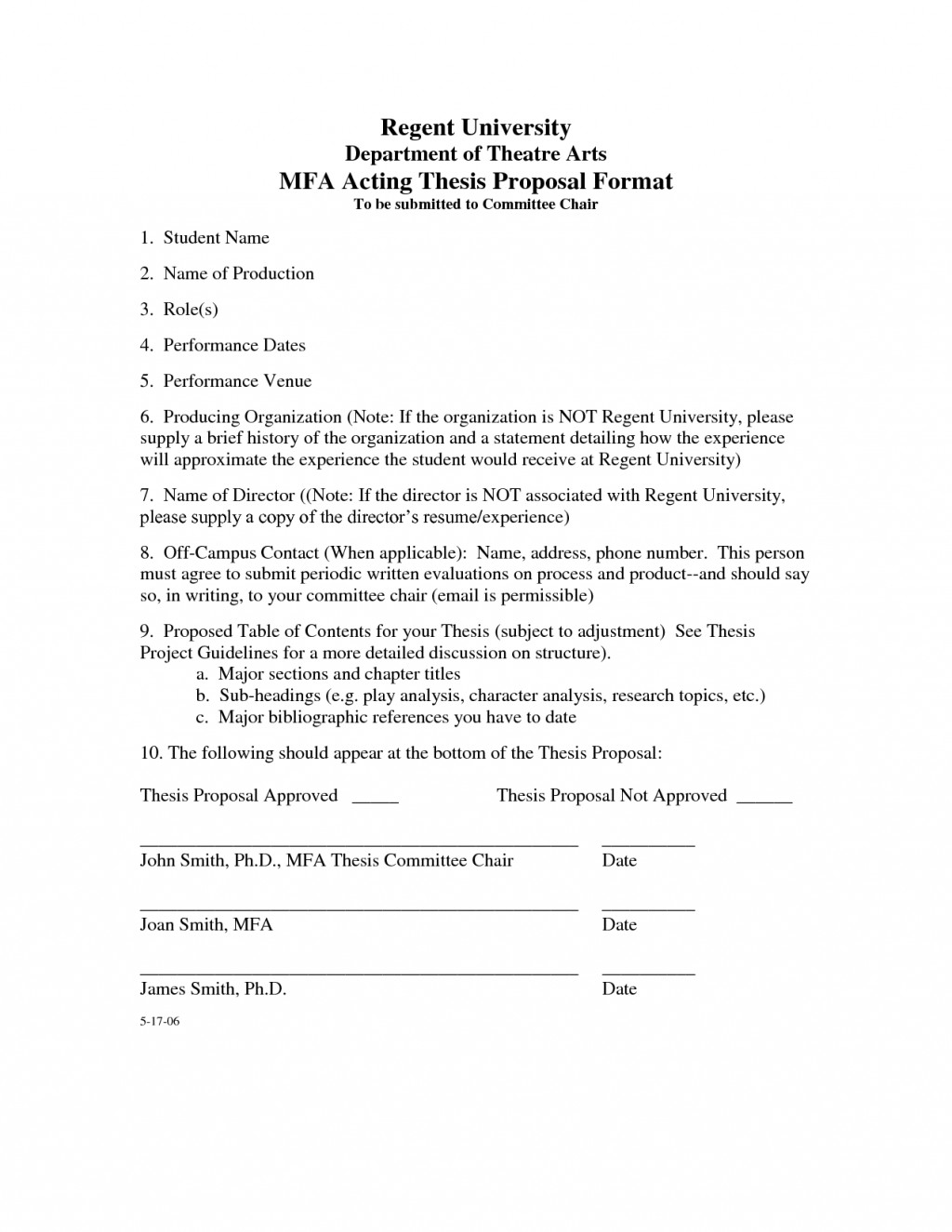014 History Research Paper Proposal Example Beautiful Large