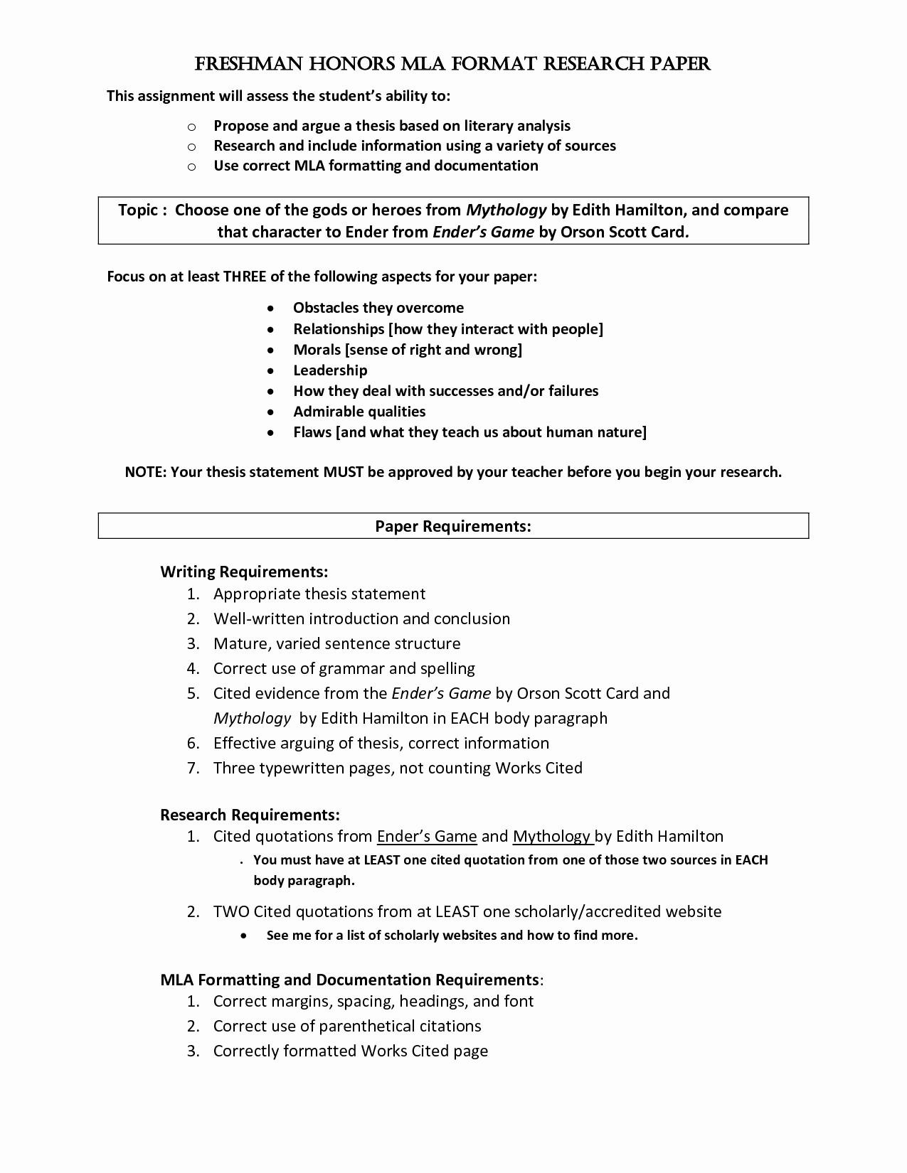 014 How To Cite Research Paper Mla Citation Awesome Format Resume