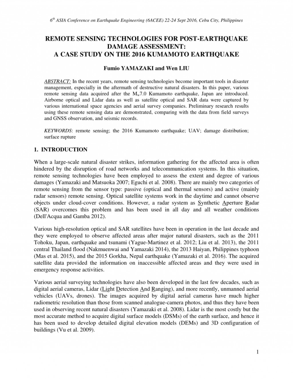 014 Largepreview Earthquake Research Paper Pdf Wondrous Philippines Large