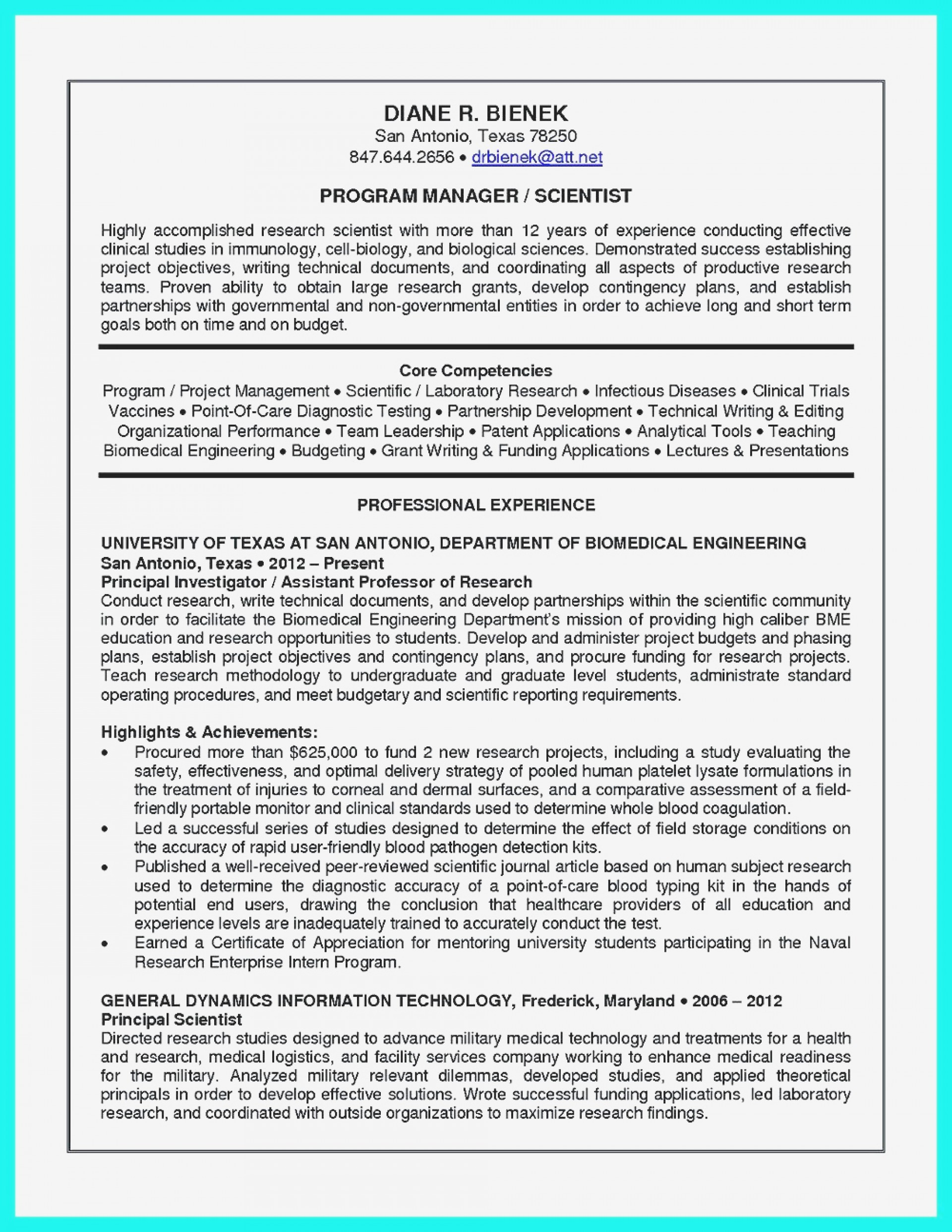014 Medical Technology Research Paper Sample Clinical Associate