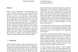 014 Meta Search Engine Research Paper Formidable