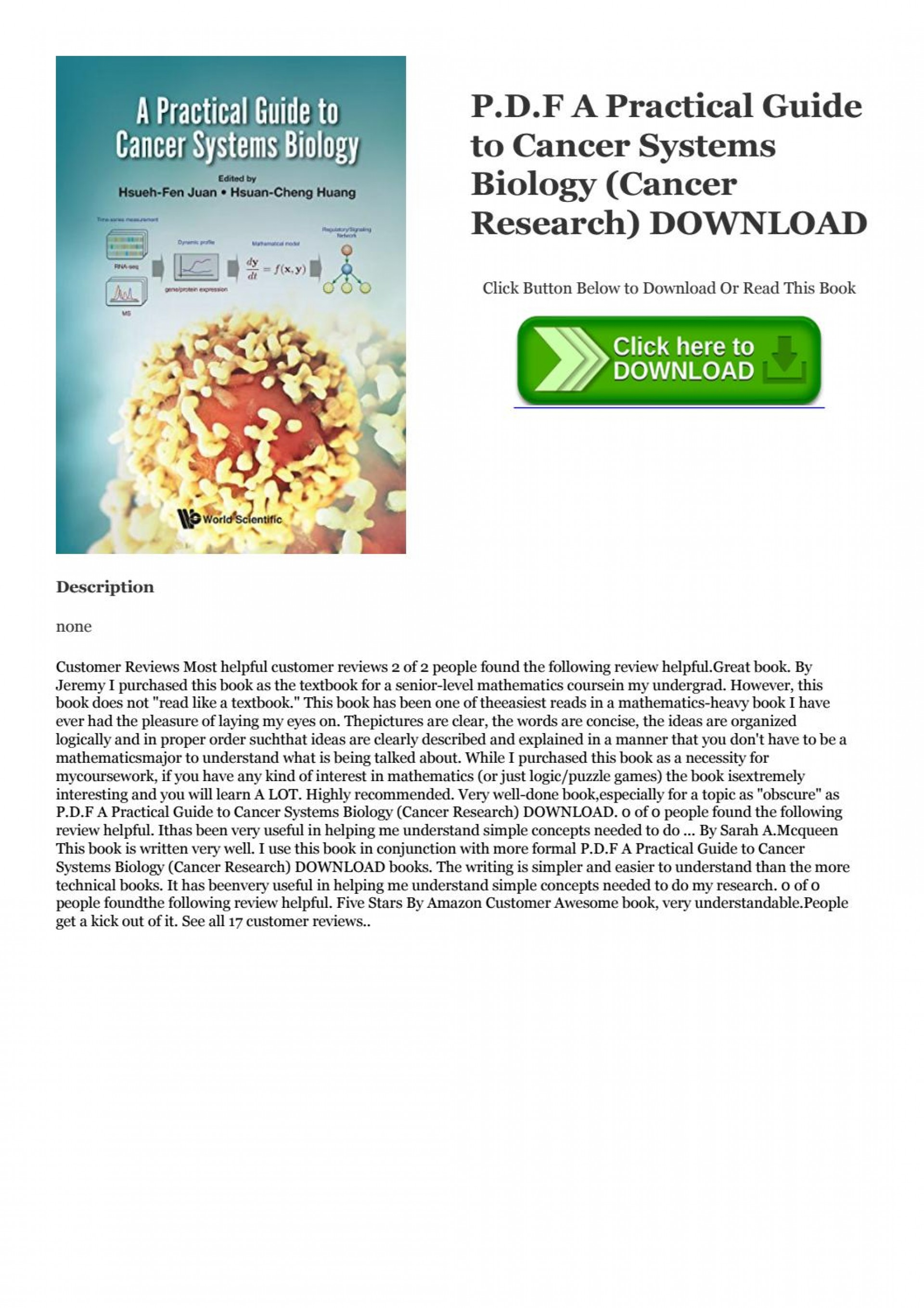 014 Page 1 Cancer Researchs Pdf Fascinating Research Papers Lung Paper Colon Skin 1920