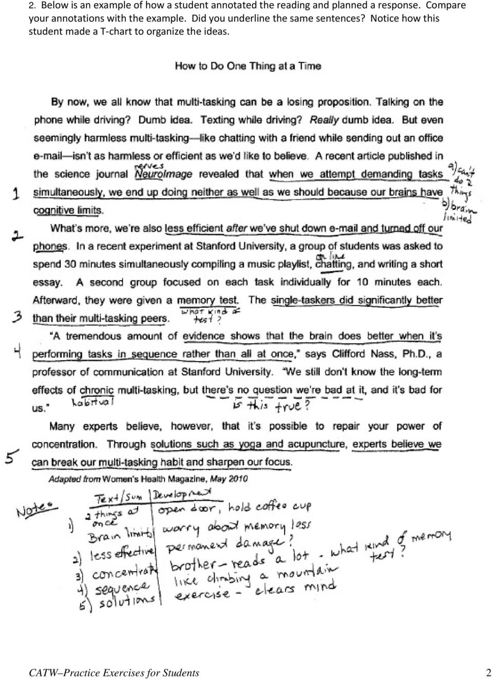 014 Page 3 Research Paper Conclusion Ideas For Marvelous A Full