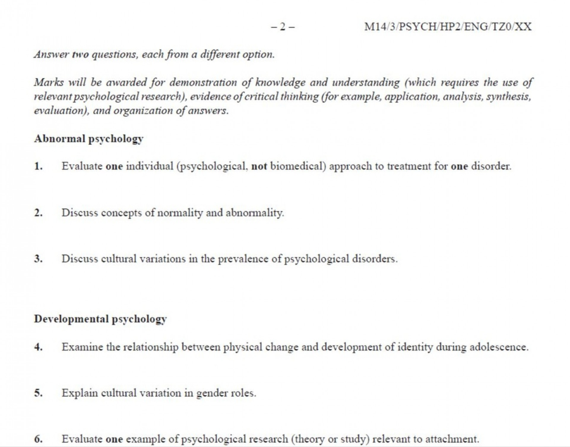 014 Research Paper 3968307 Orig Developmental Psychology Topics Dreaded For Potential 1920
