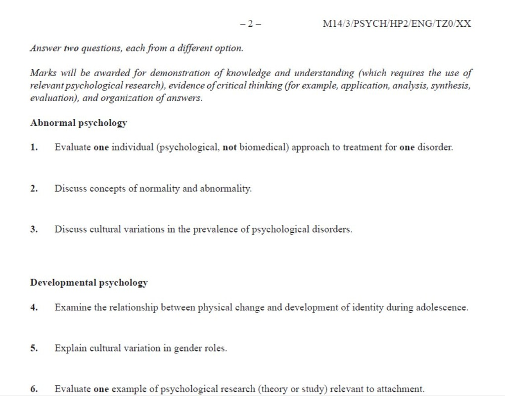 014 Research Paper 3968307 Orig Developmental Psychology Topics Dreaded For Potential Full