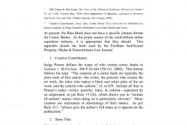 014 Research Paper Appendices Example In Apa Writing Appendix Outstanding