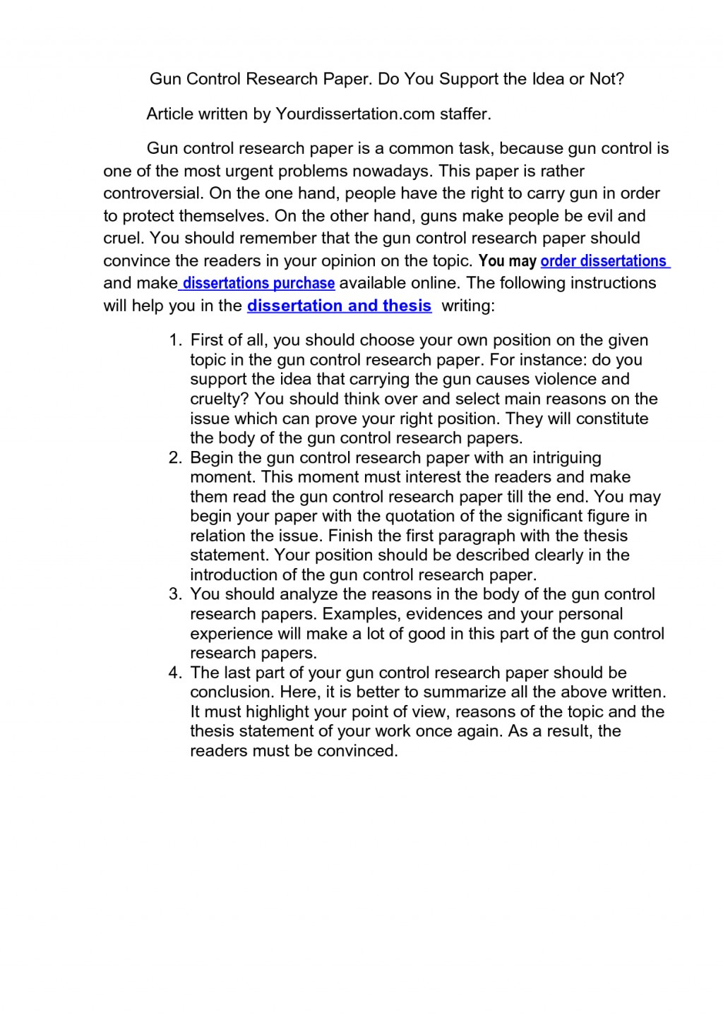 014 Research Paper Argumentative Thesis Statement Examples Template Gun Control Example Essay Stunning Large