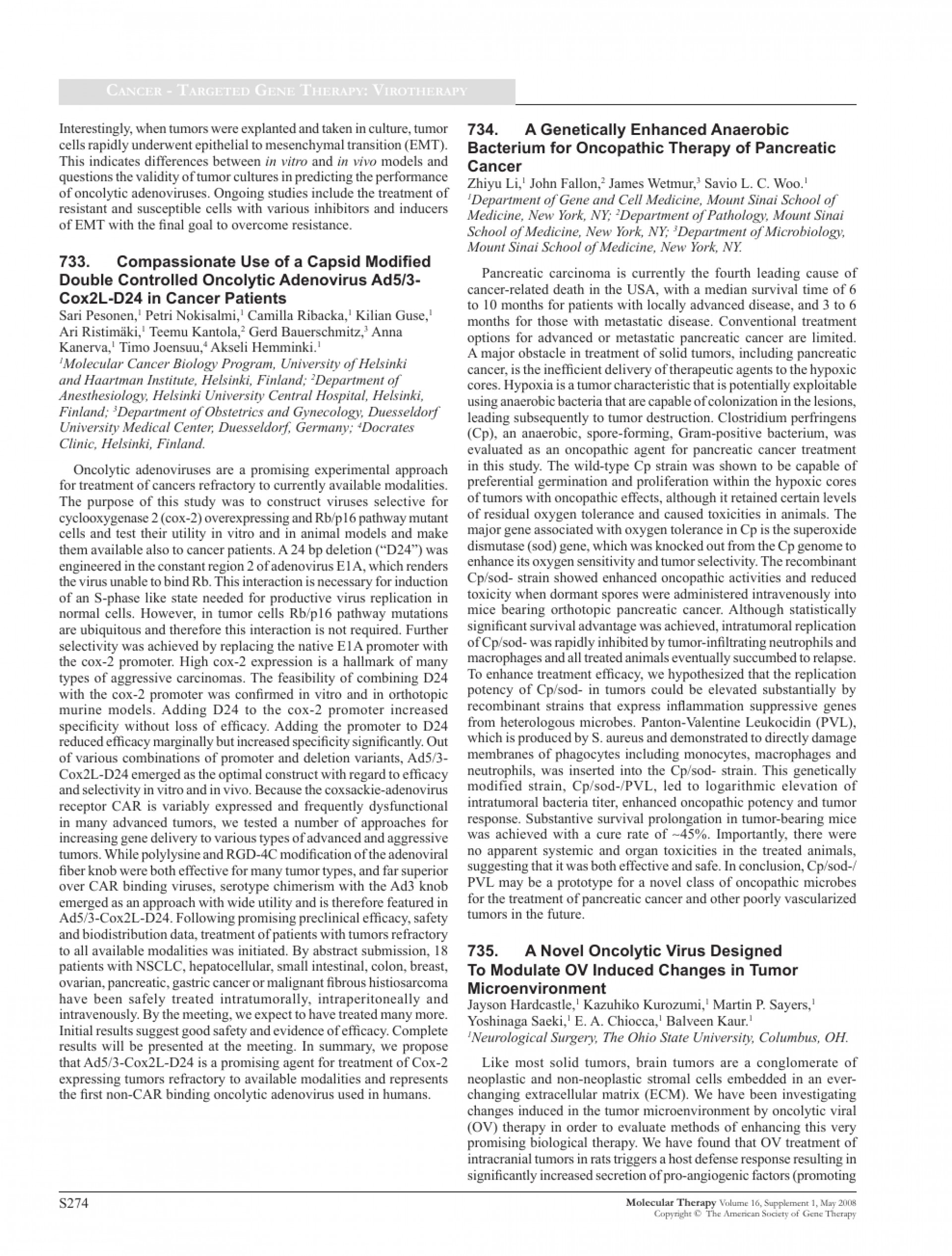 014 Research Paper Cancer Shocking Questions 1920
