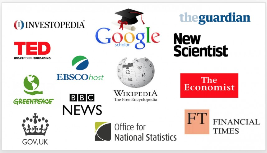 014 Research Paper Credible Sources For Awful Papers List Of High School
