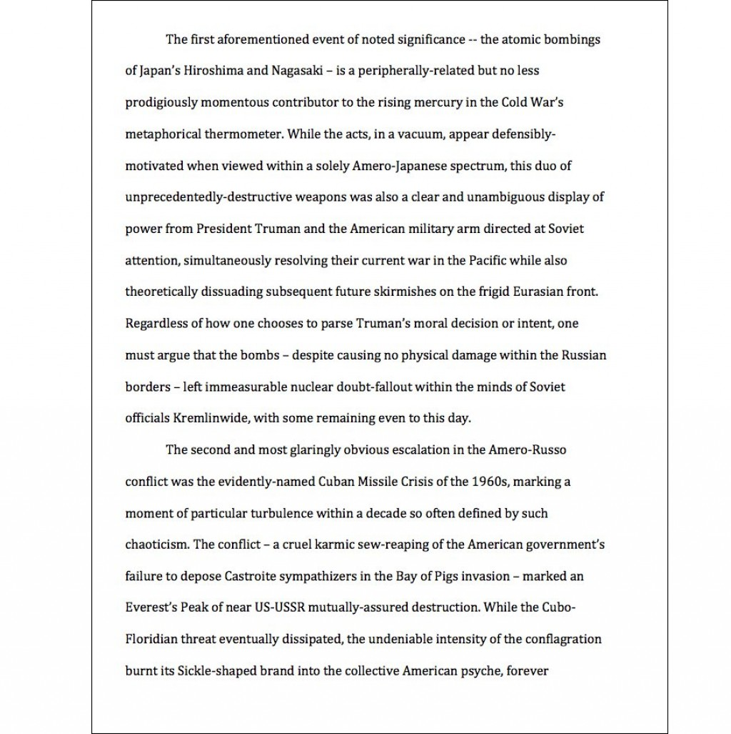 014 Research Paper Custom Term Awesome Papers Large