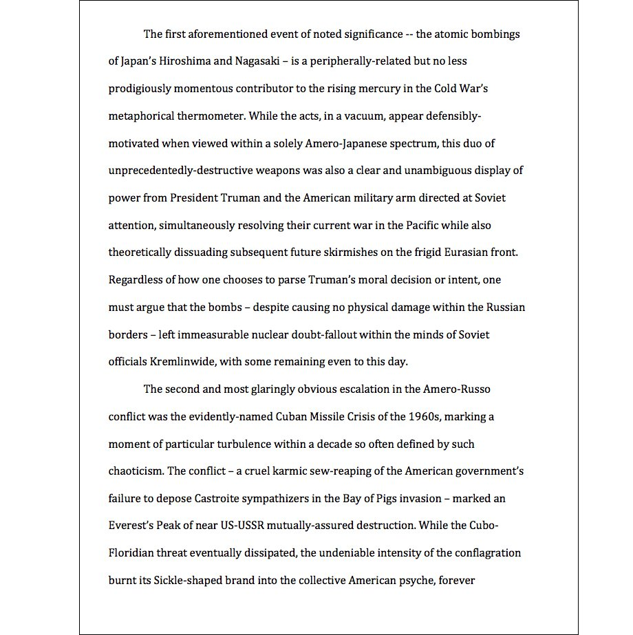 014 Research Paper Custom Term Awesome Papers Full