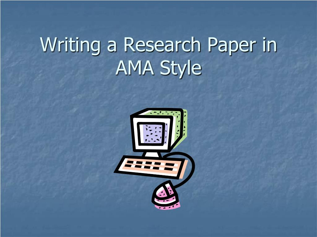 014 Research Paper Example Of Ppt Writing In Ama Style Unbelievable Methodology A Middle School Full