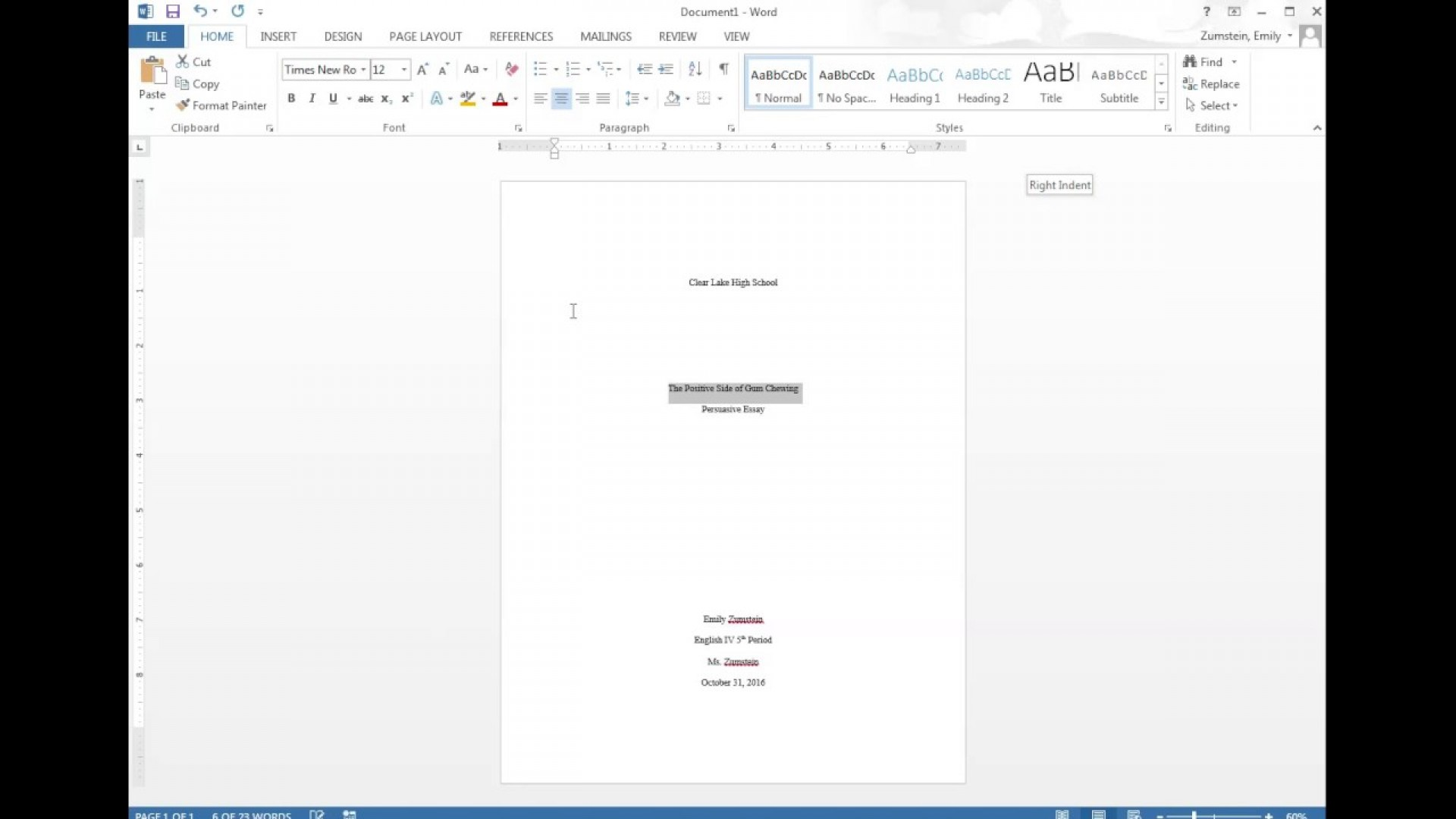014 Research Paper First Page Mla Format Unique Style For The Of A Title 1920