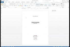 014 Research Paper First Page Mla Format Unique Style For The Of A Title
