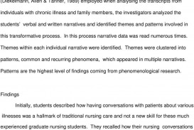 014 Research Paper Page 6 Papers On Archaicawful Nursing Topics In Education Field