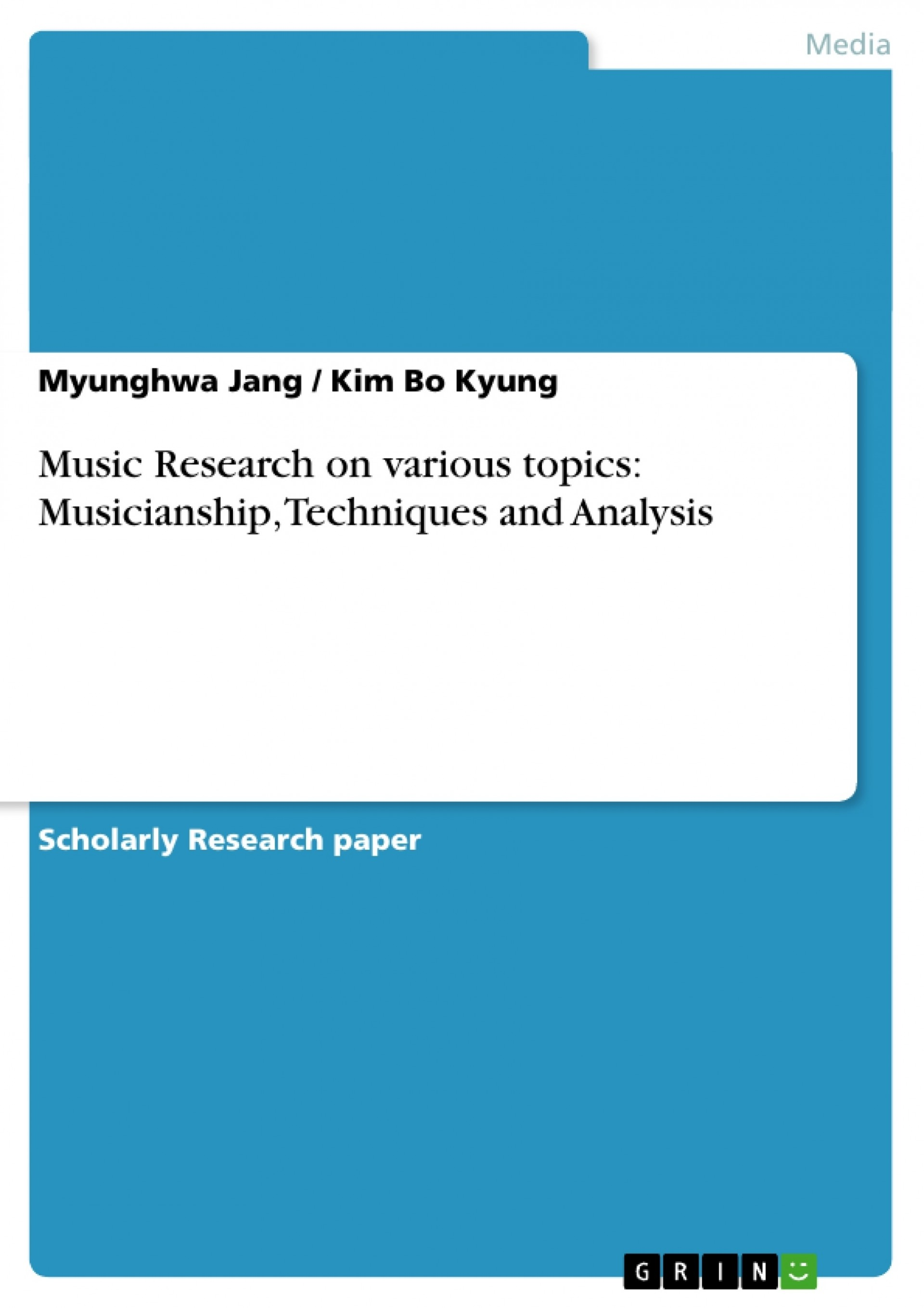 014 Research Paper Topics Music 208216 0 Imposing Education Classical Industry 1920