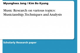 014 Research Paper Topics Music 208216 0 Imposing Education Classical Industry