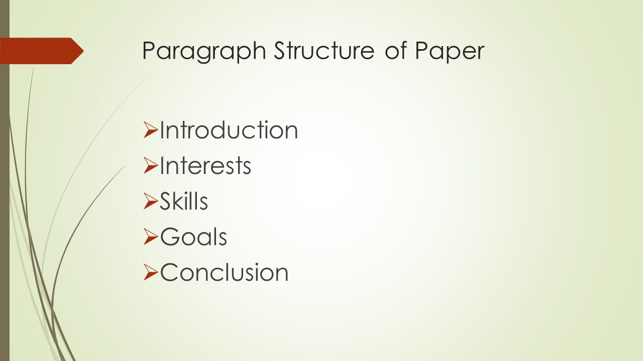 014 Slide 2 Research Paper Career Introduction Striking Paragraph Full