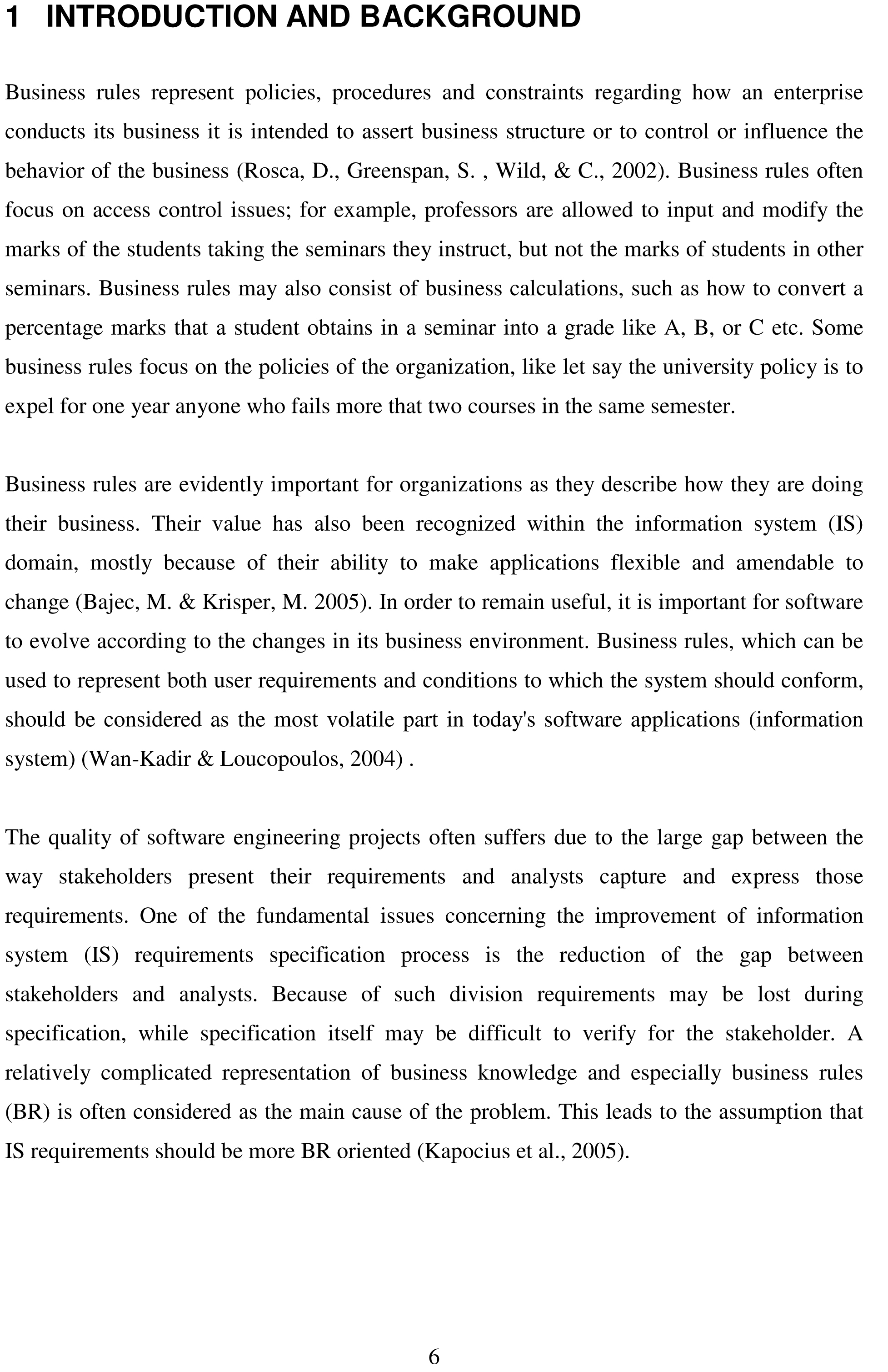 014 Thesis Free Sample1 Research Paper Example Of Simple Fantastic A Pdf Full